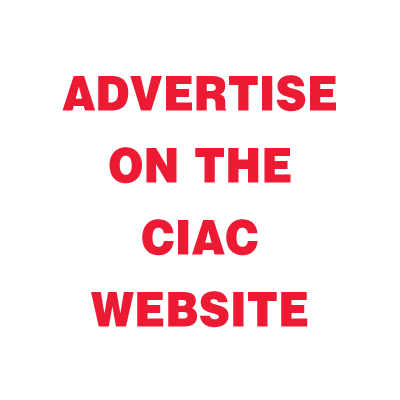 Advertise on the CIAC website