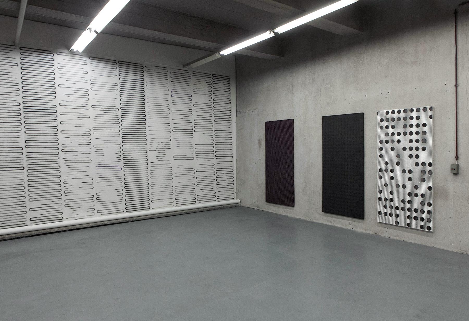 La Suite, 2012, Gymnase du Bugnon-Lausanne, Suisse-1