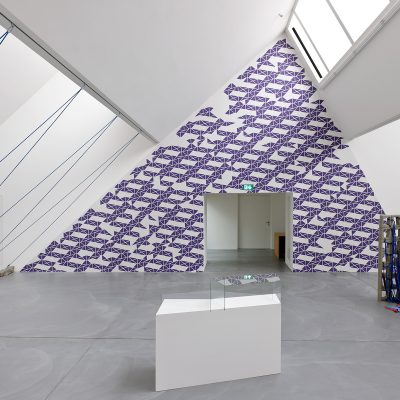 Wall floor piece, 2011, Von Bartha, Basel, Suisse