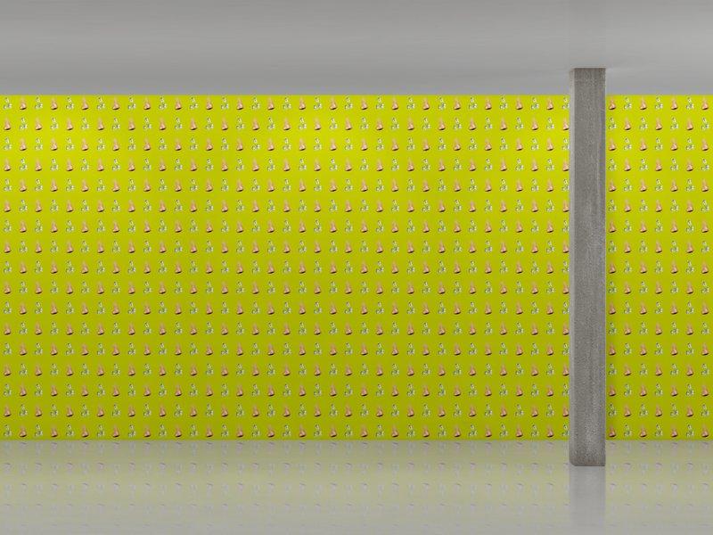 Nose/Popcorn – Yellow/Green