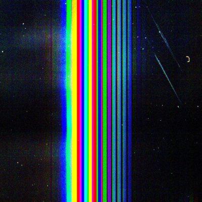 "92%_match: Franco DeFrancesca ""Crystal Modulation"", 2014 2019. Archival pigment print. 35"" x 48""."