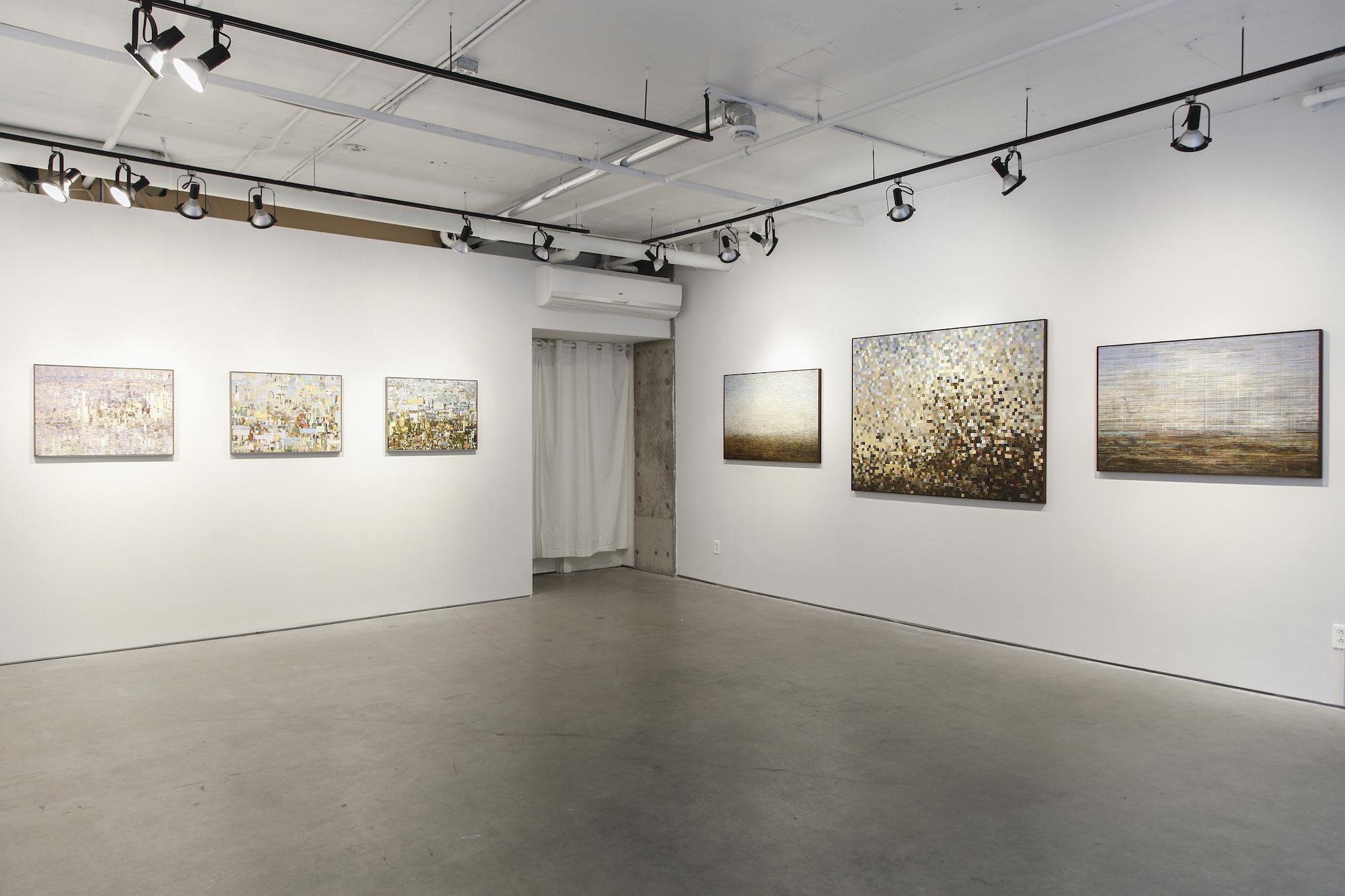 Landscape Past Future. Archival pigment prints. 2019. Variable dimensions.