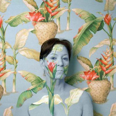 Cecilia Paredes, Blue Landscape, 2007. © Cecilia Paredes.